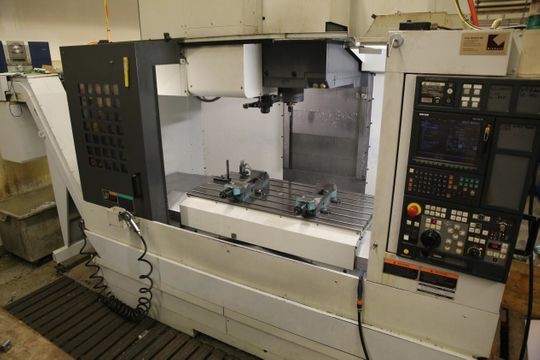 S-Mechanik AG - MORI SEIKI NV5000 alpha1